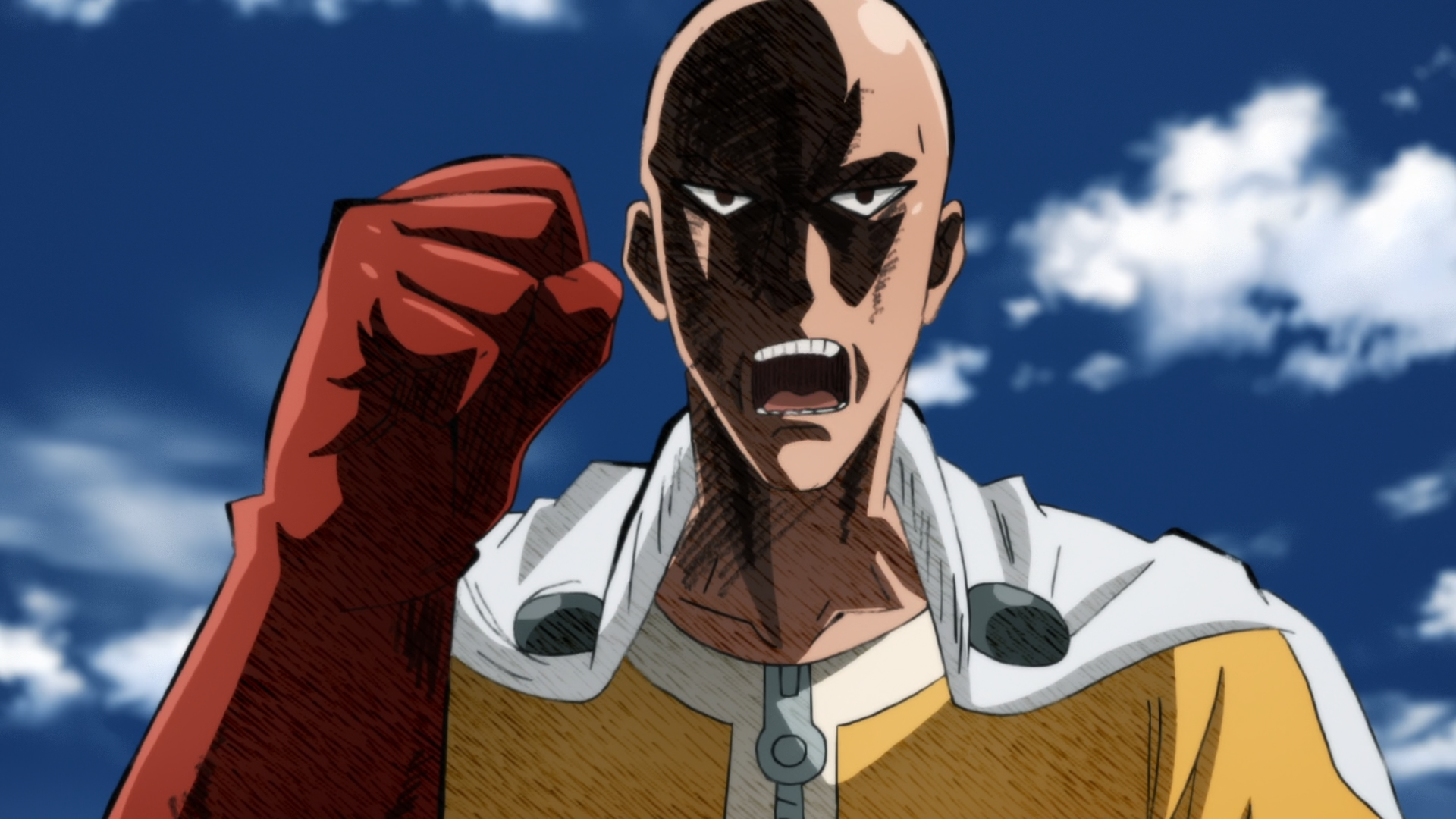 Saitama Looking Amazing In The New Ova R Onepunchman One Punch Man Know Your Meme