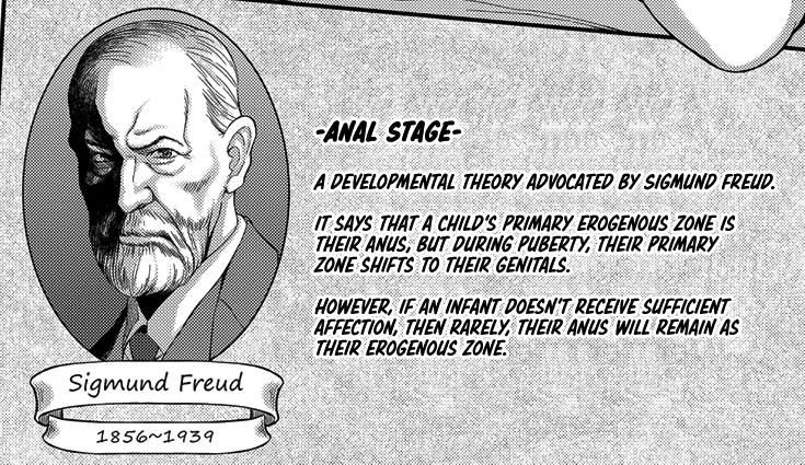 Freud's theory of developmental phases