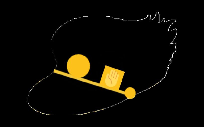 Jotaro Hat Emoji Jojo S Bizarre Adventure Know Your Meme