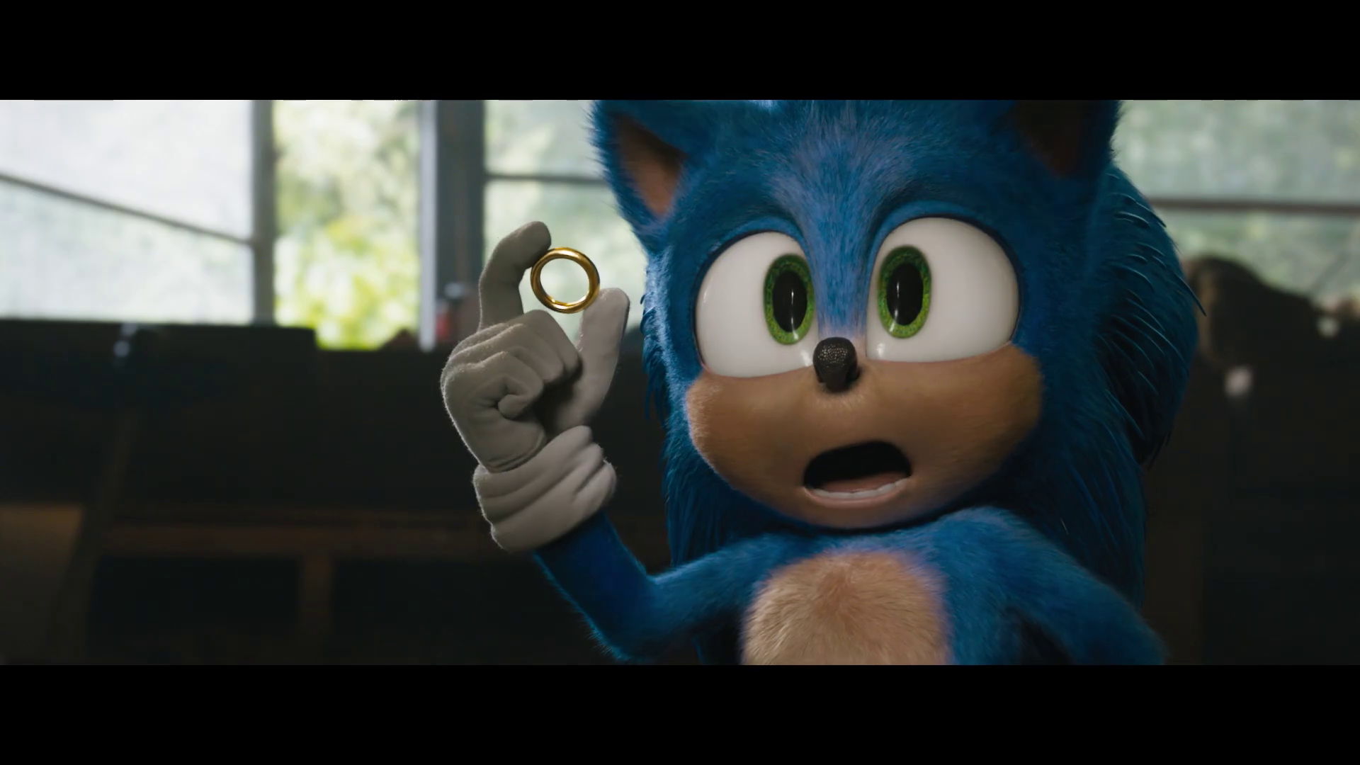 Ring Sonic The Hedgehog 2020 Film Know Your Meme