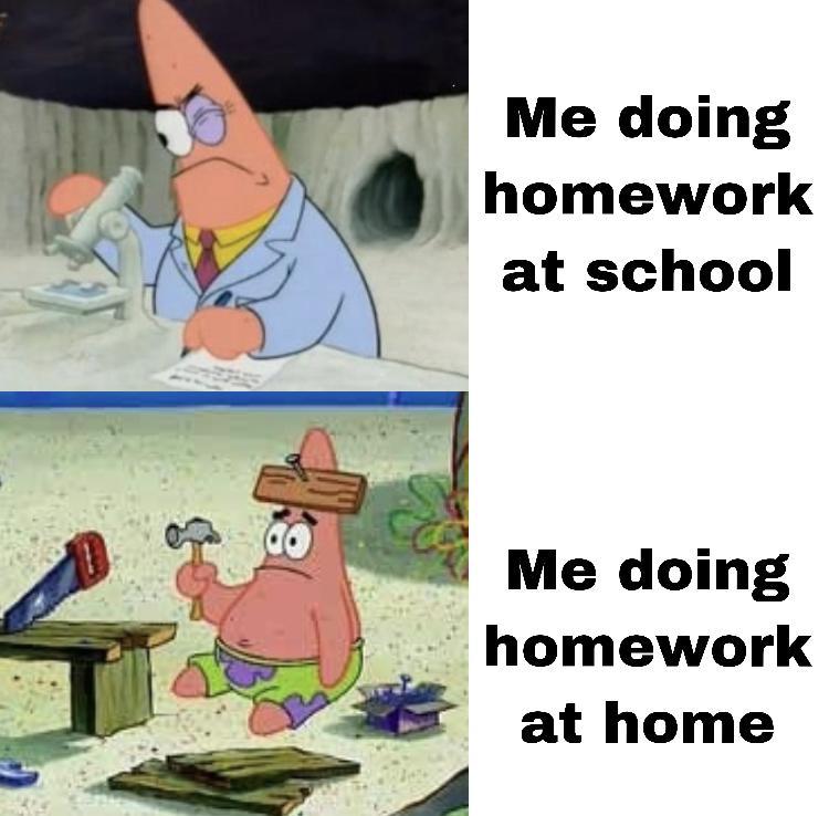 Procrastination R Bikinibottomtwitter Scientist Patrick