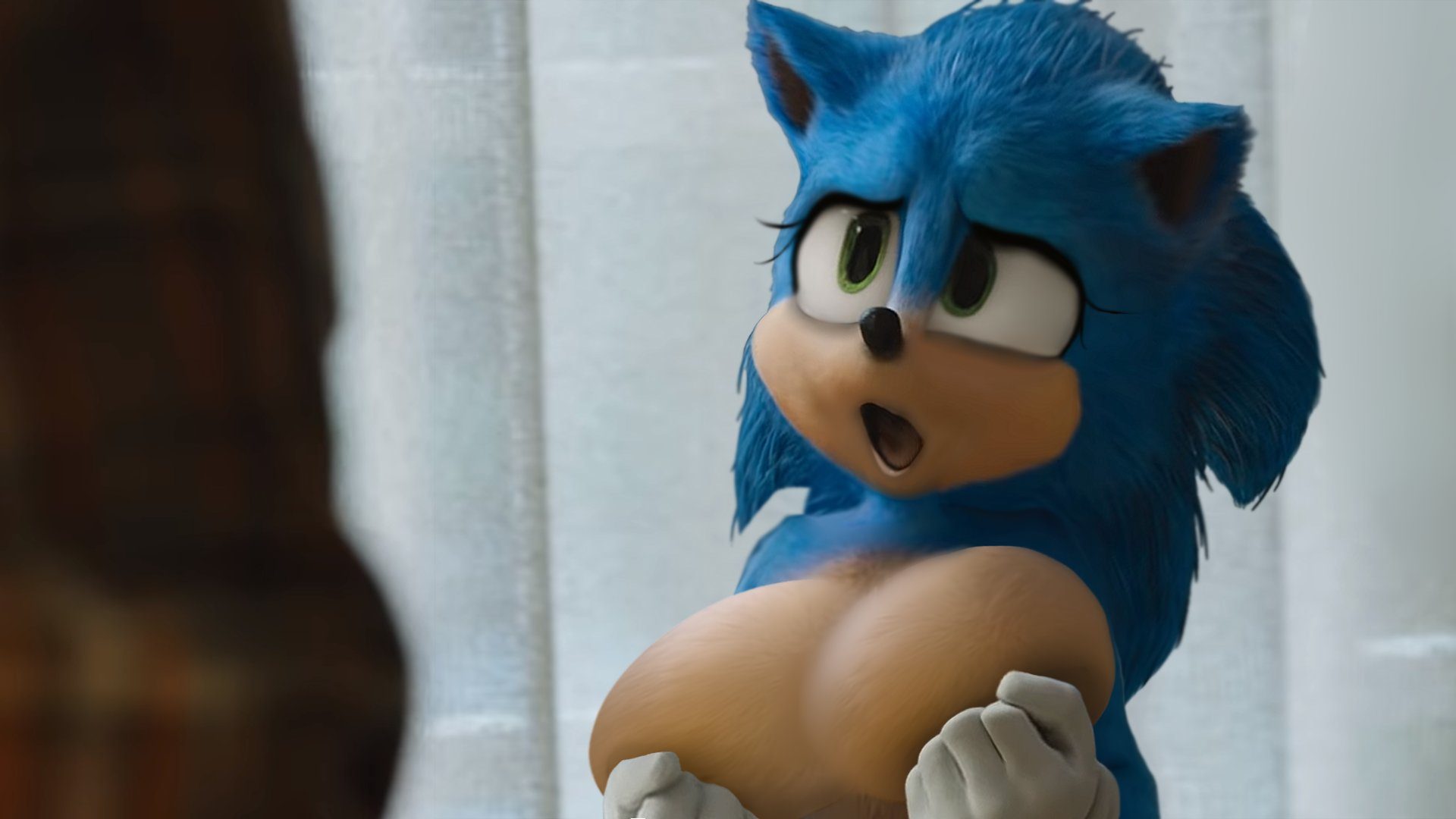 Fem Edits Starting Up Again Sonic The Hedgehog 2020 Film