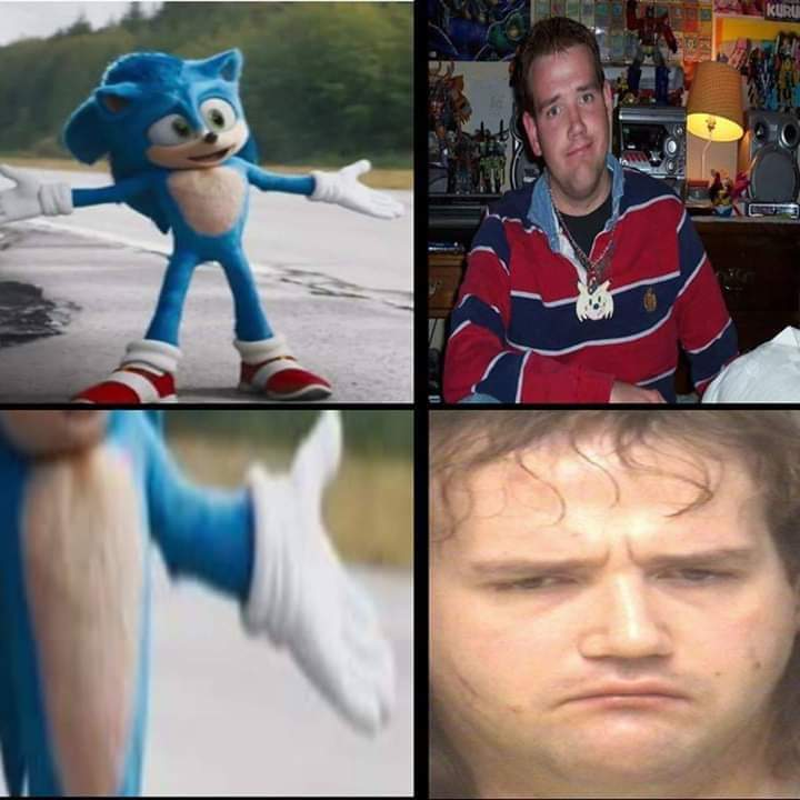 Chris Chan S Vietnam Flashbacks Are Kicking In Sonic The Hedgehog 2020 Film Know Your Meme