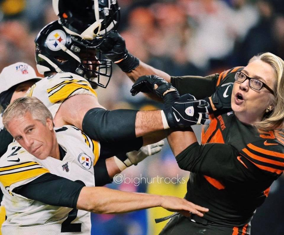 Epstein Myles Garrett Helmet Attack Know Your Meme