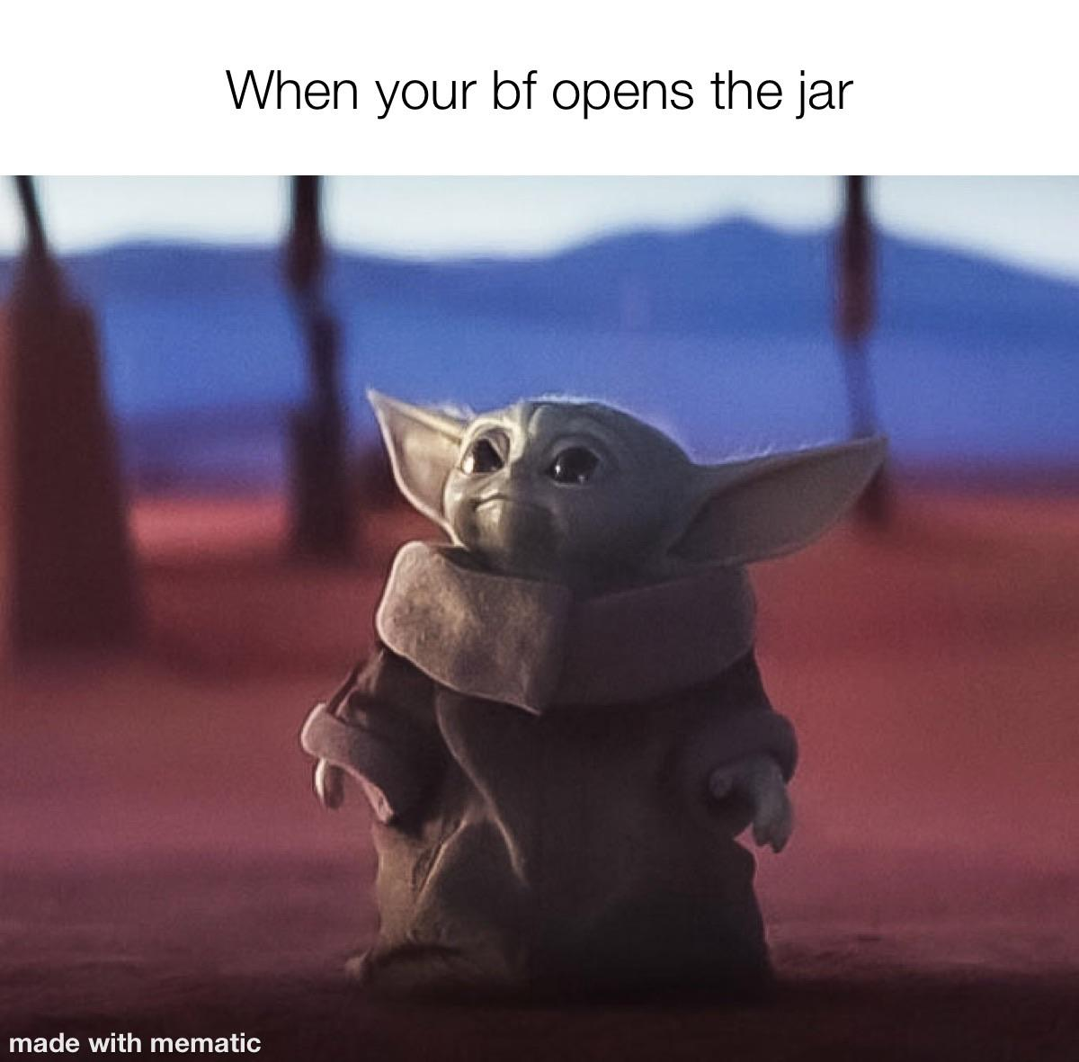 So Powerfull R Babyyoda Baby Yoda Know Your Meme