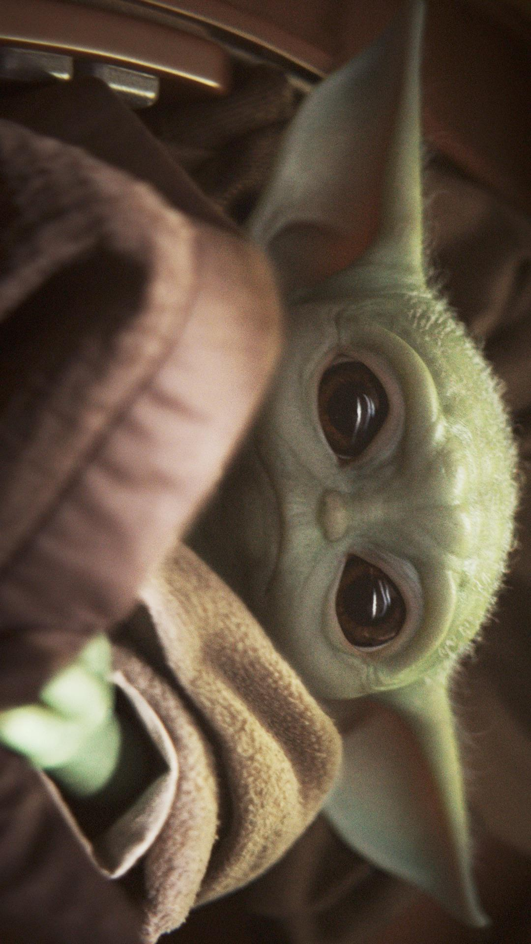 If baby Baby yoda isn\u0027t your wallpaper do you really have a