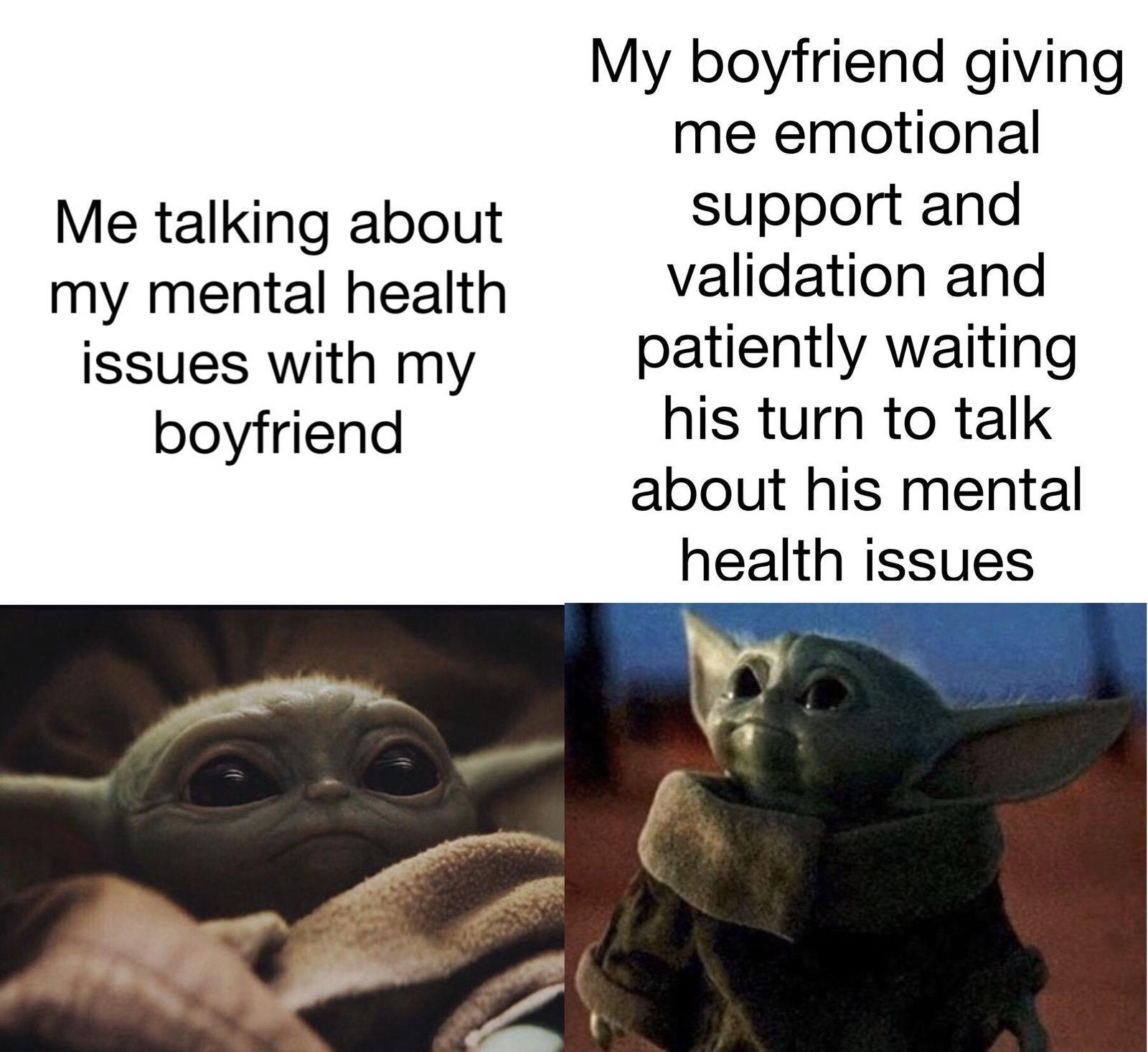 To Late Btch R Babyyoda Baby Yoda Know Your Meme