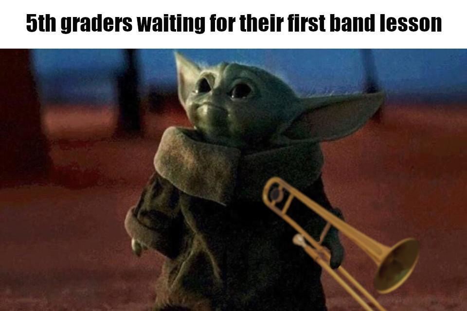 18 Baby Yoda Memes Music Factory Memes