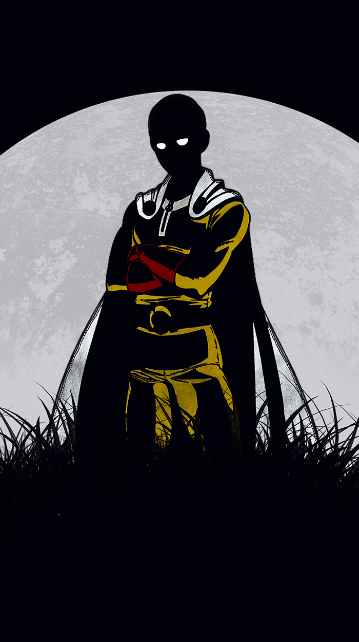 Saitama Wallpaper By Me R Onepunchman One Punch Man Know