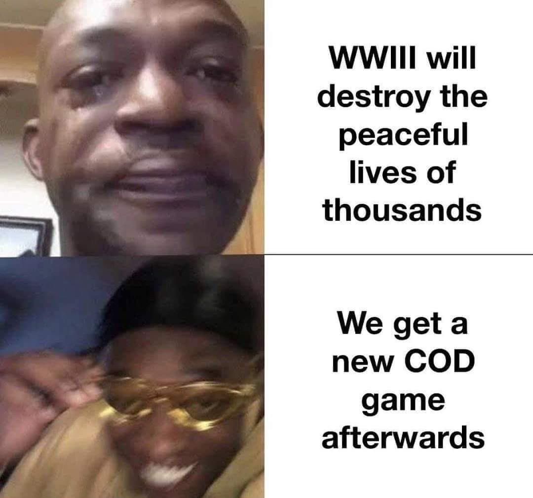 Call Of Duty Memes Ww3 Viral Memes