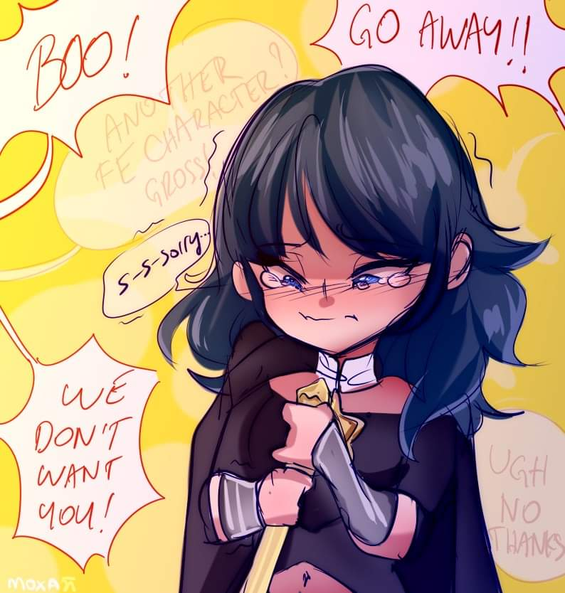 Bullied Byleth Byleth S Smash Dlc Announcement Know Your Meme