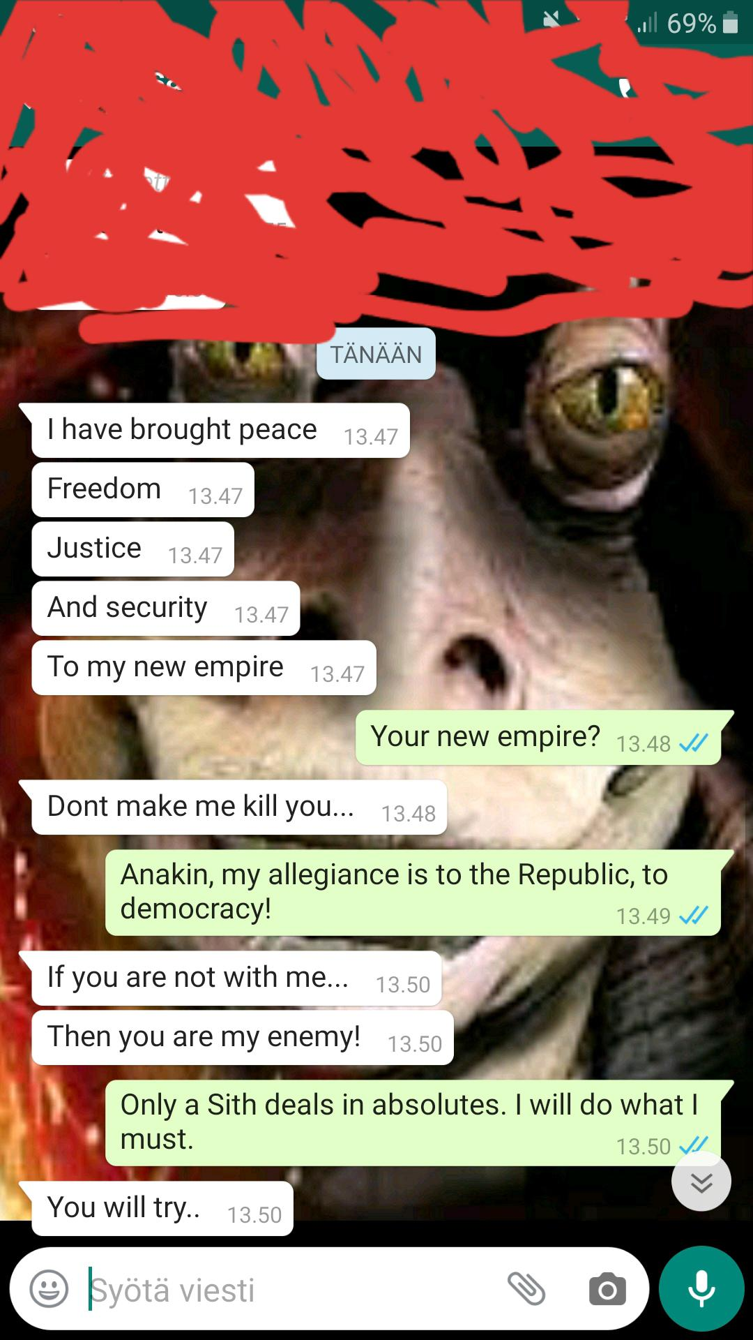 I Hate It When He Does That R Prequelmemes Prequel Memes Know Your Meme