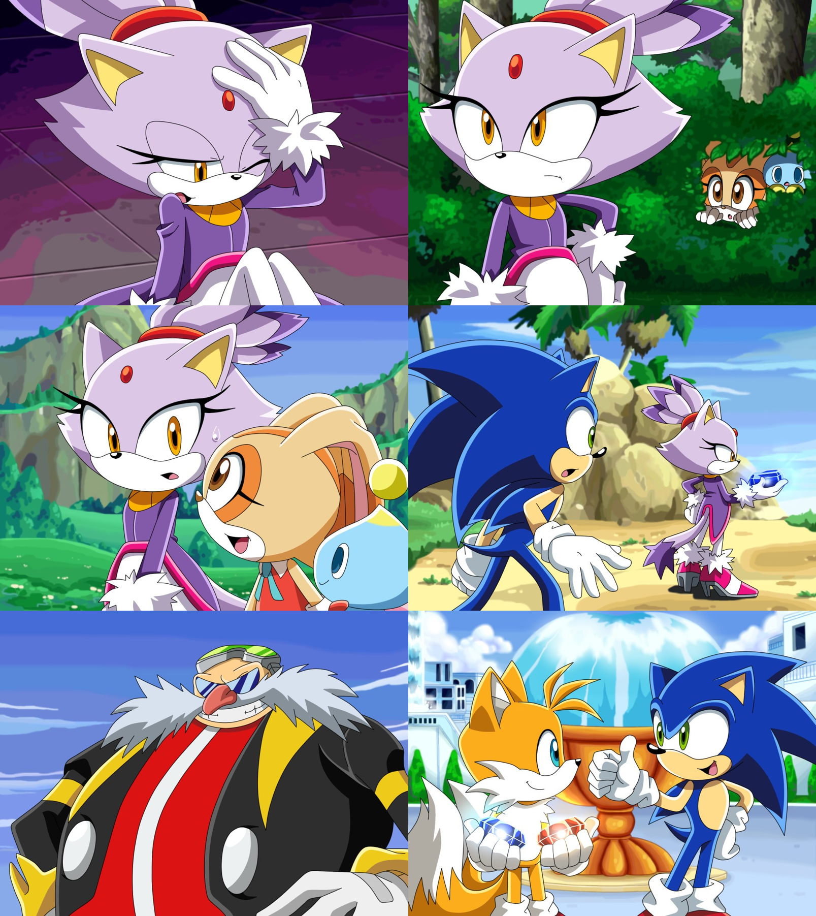 Lost Episodes Of Sonic X Sonic The Hedgehog Know Your Meme