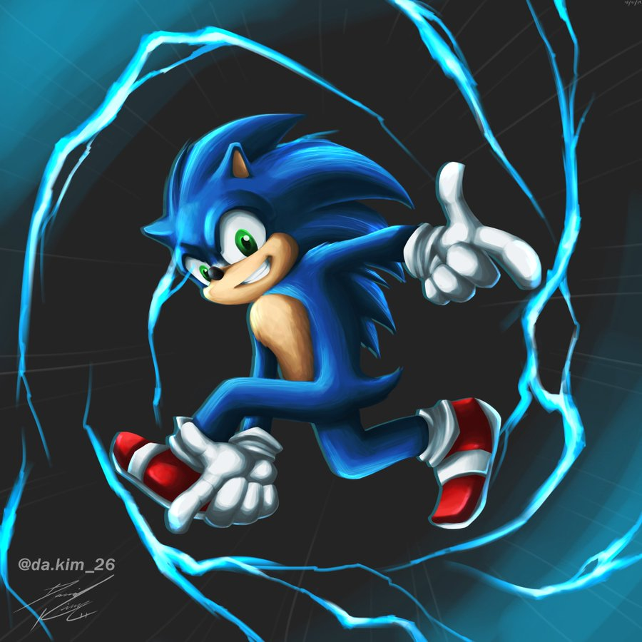 Sonic Adventure Pose But Is The Movie Version Sonic Adventure Pose Know Your Meme