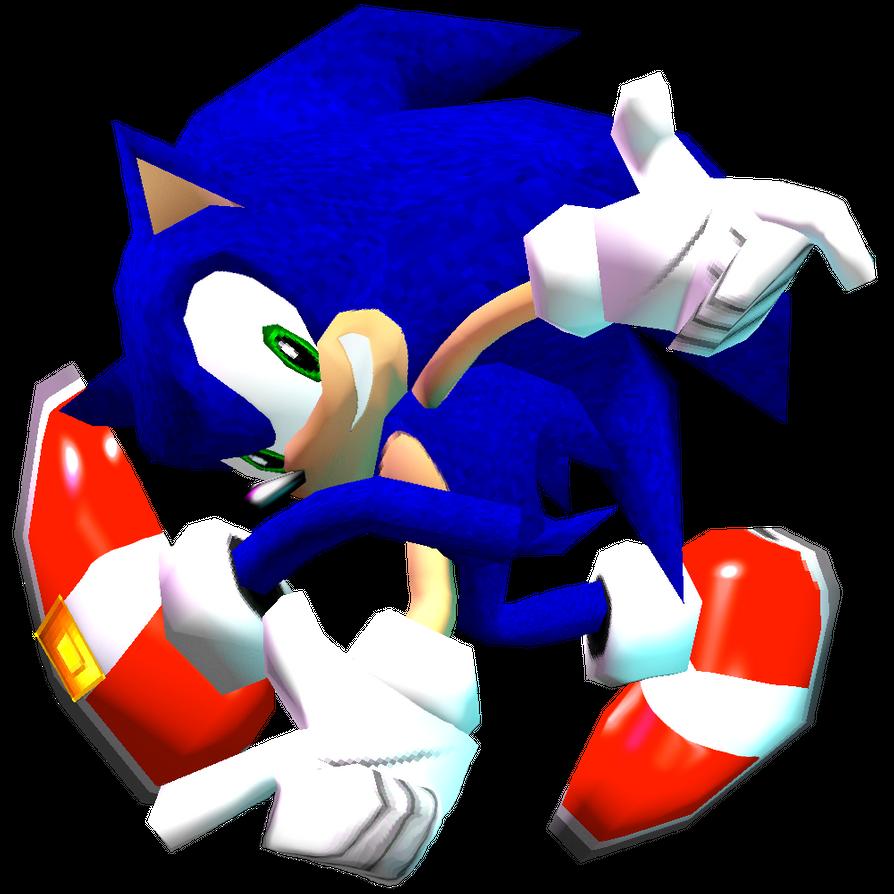 Pure Dreamcast Sonic Adventure Pose Sonic Adventure Pose Know Your Meme