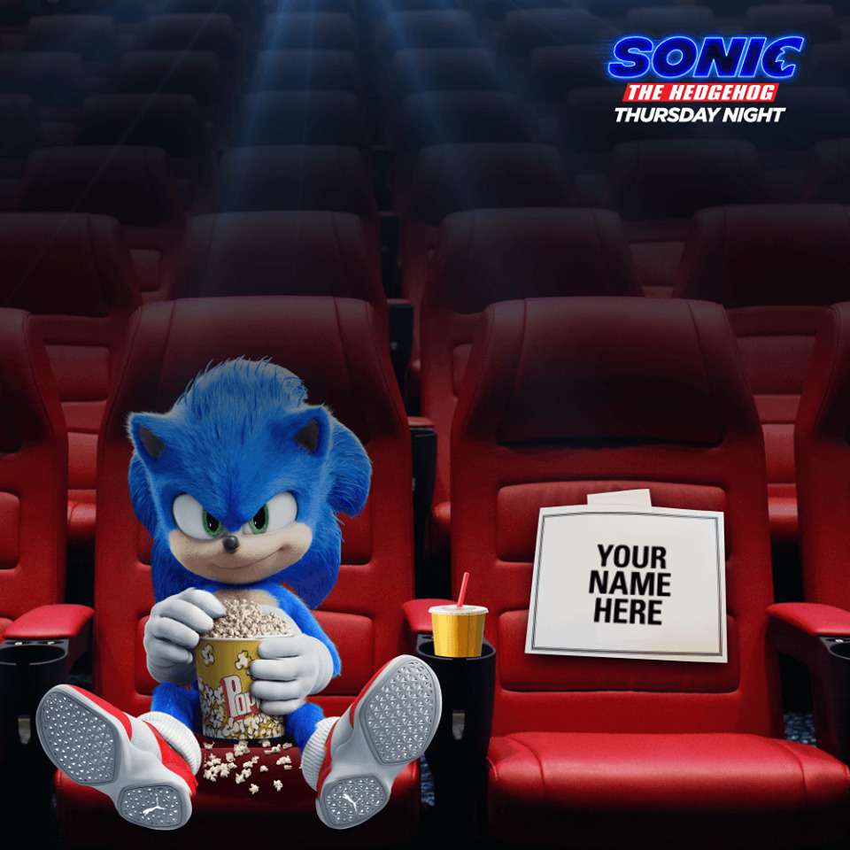 What Are You Waiting For Sonic The Hedgehog 2020 Film Know Your Meme