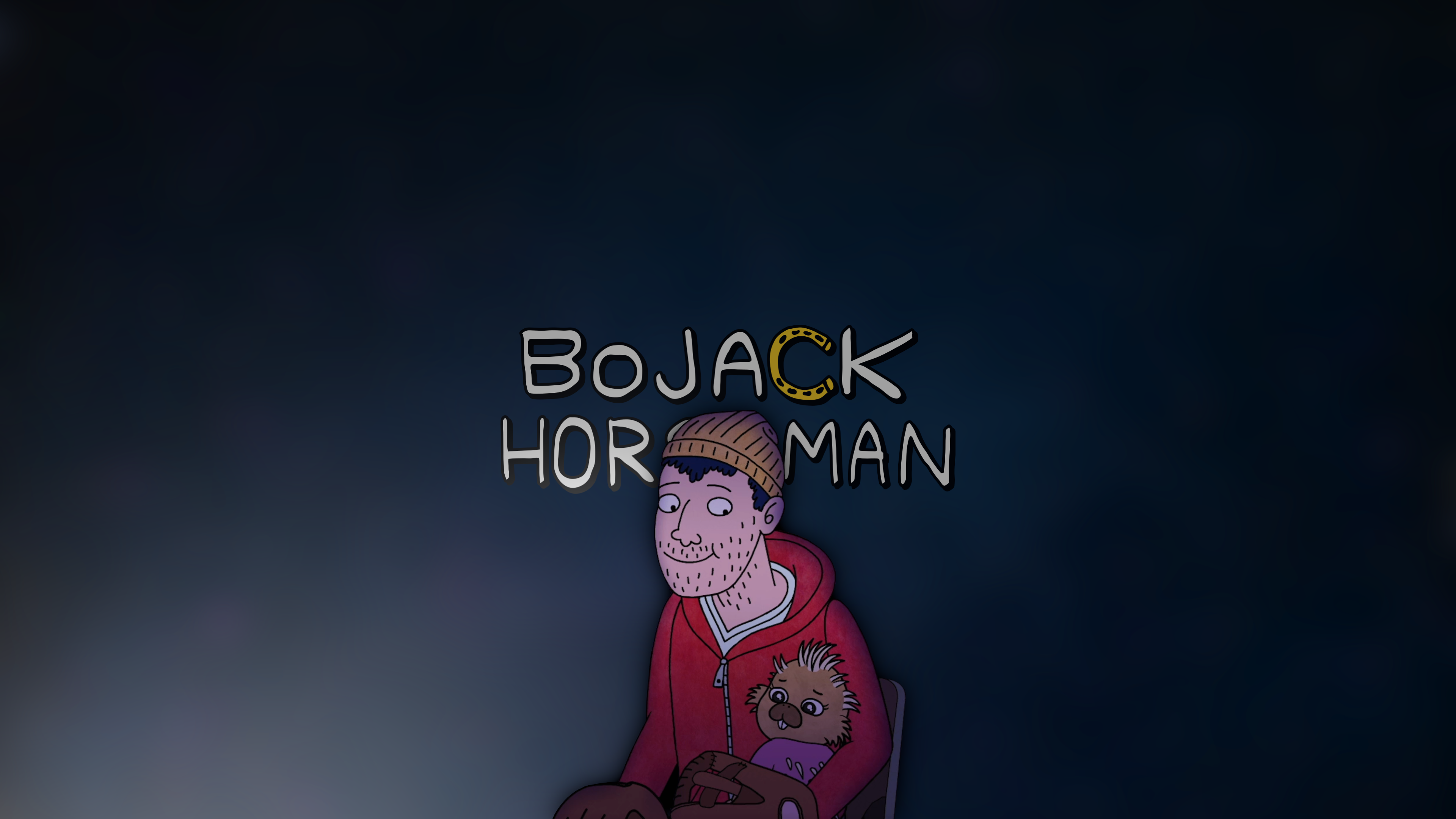 It S So Amazing To Hold A Baby And Look At It Sleep And Think This Is A Perfect Thing Todd And Ruthie 4k Wallpaper R Bojackhorseman Bojack Horseman Know Your Meme