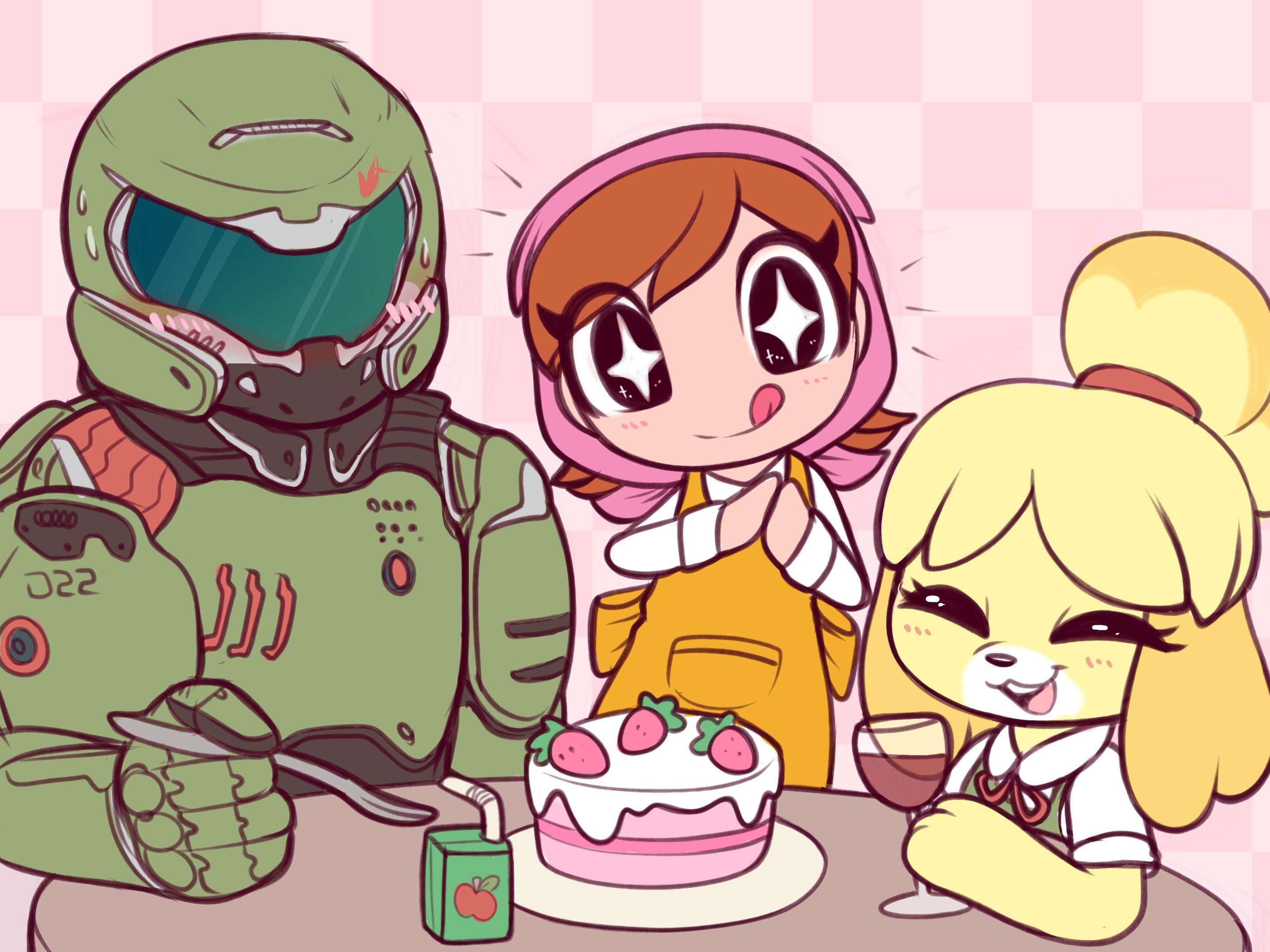 Isabelle Animal Crossing Doom Memes
