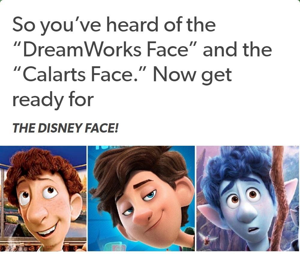 Da Disney Face Disney Know Your Meme