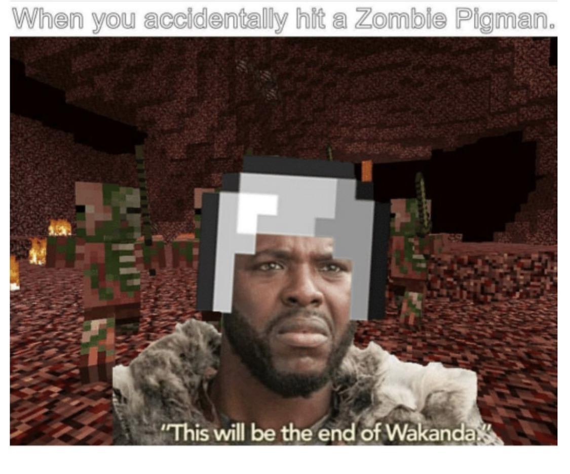 Ruuuuuuuuun R Minecraftmemes Minecraft Know Your Meme