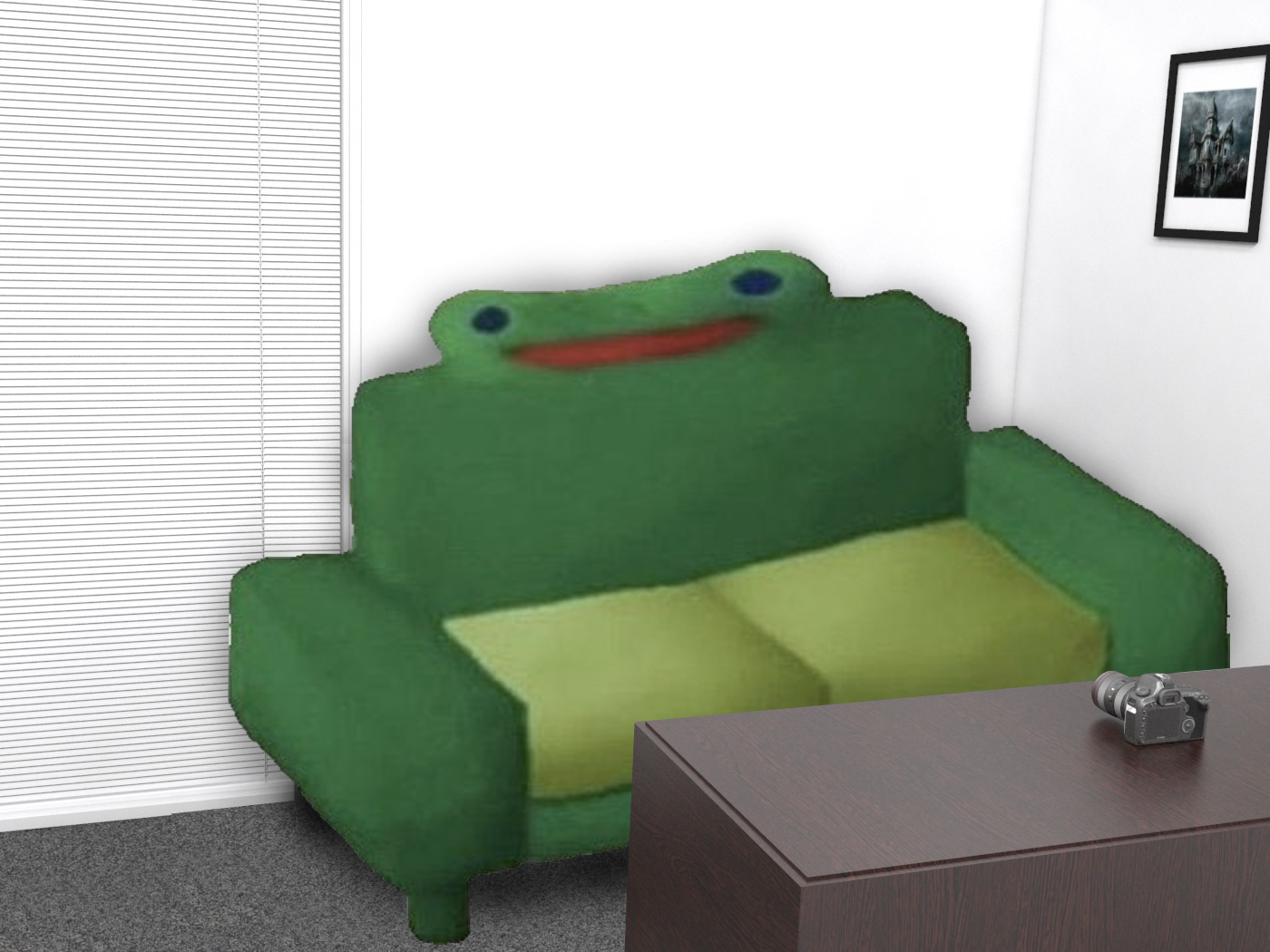 Casting Froggy Couch Froggy Chair Know Your Meme