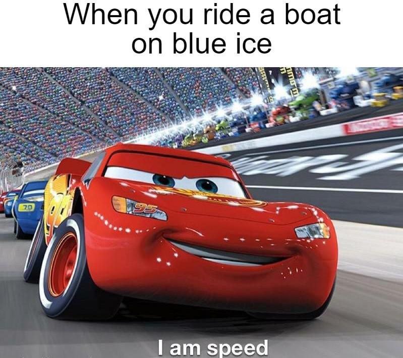 I Was Bored So I Made This Meme R Minecraftmemes Minecraft Know Your Meme Boats on blue ice aren't slowed down by friction support this channel: meme r minecraftmemes minecraft