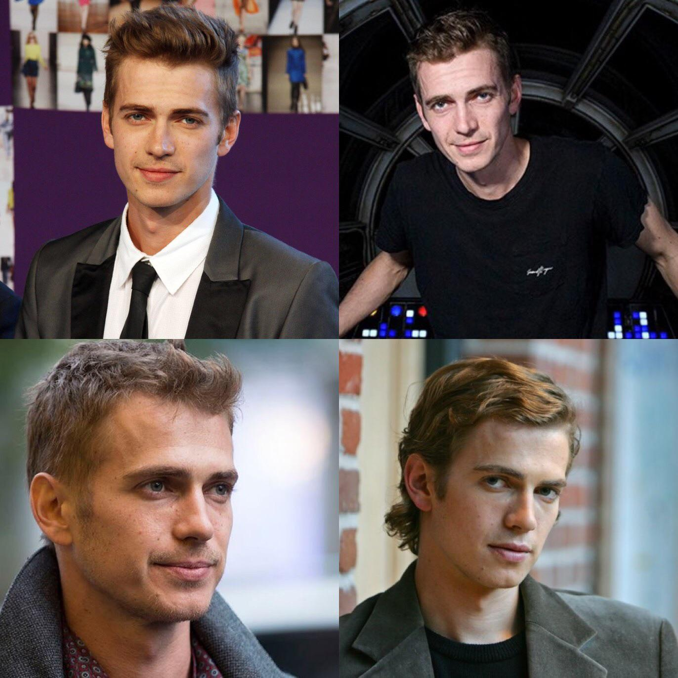 Four Actors That Should Appear As Anakin Skywalker During Flashbacks In The Kenobi Series R Prequelmemes Prequel Memes Know Your Meme