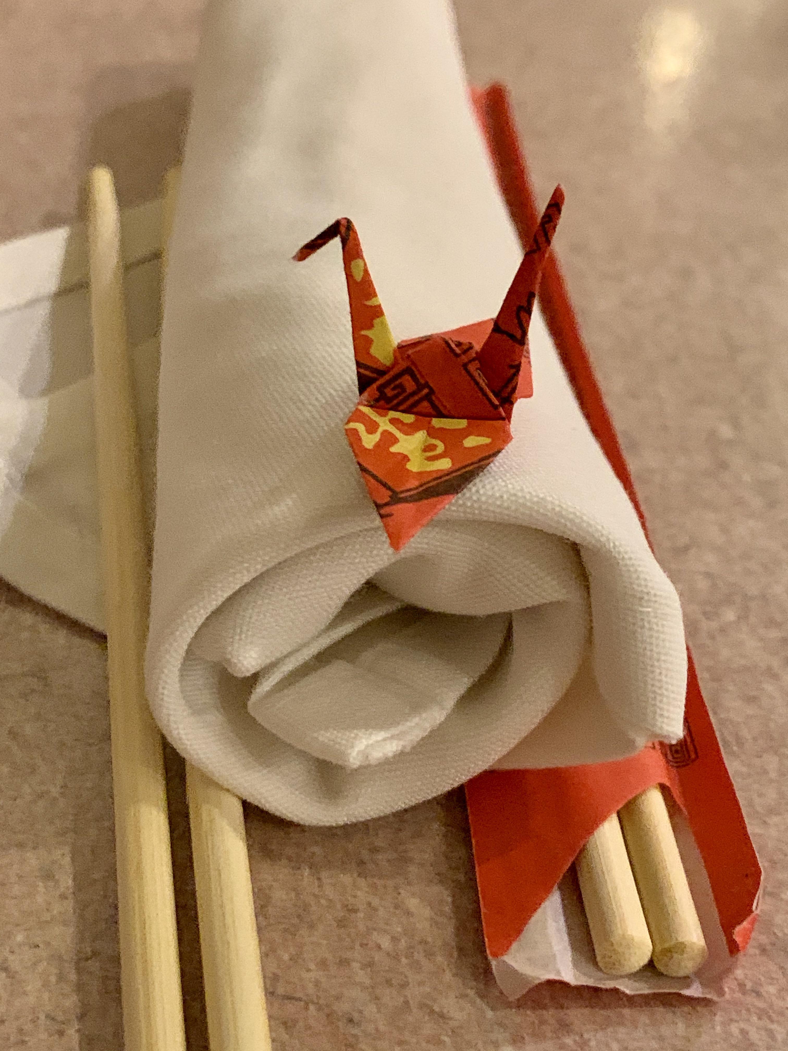 Bunny Chopstick Holder Origami | C CHANNEL | 4032x3024