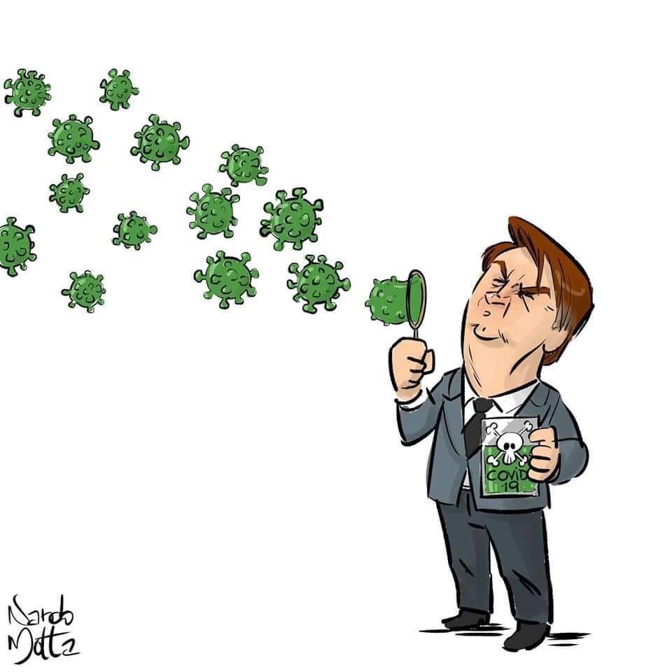 Charge | Jair Bolsonaro | Know Your Meme