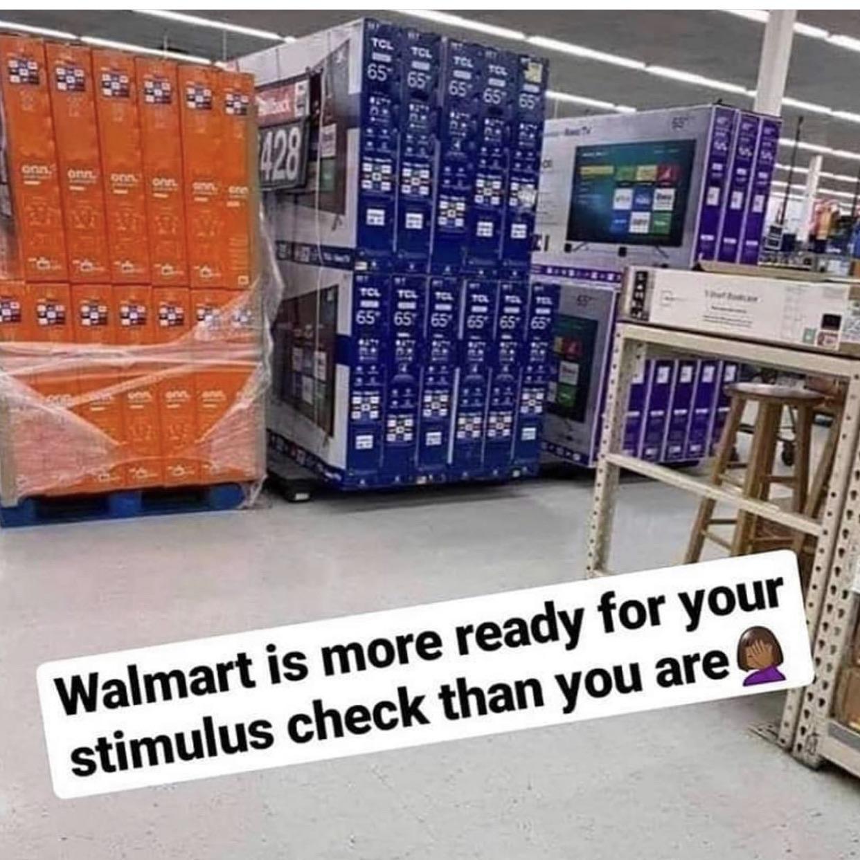 Walmart Is Ready R Coronavirusmemes 2019 20 Coronavirus