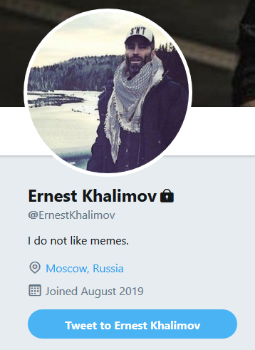 I Do Not Like Memes Gigachad Know Your Meme Join facebook to connect with ernest khalimov and others you may know. i do not like memes gigachad know