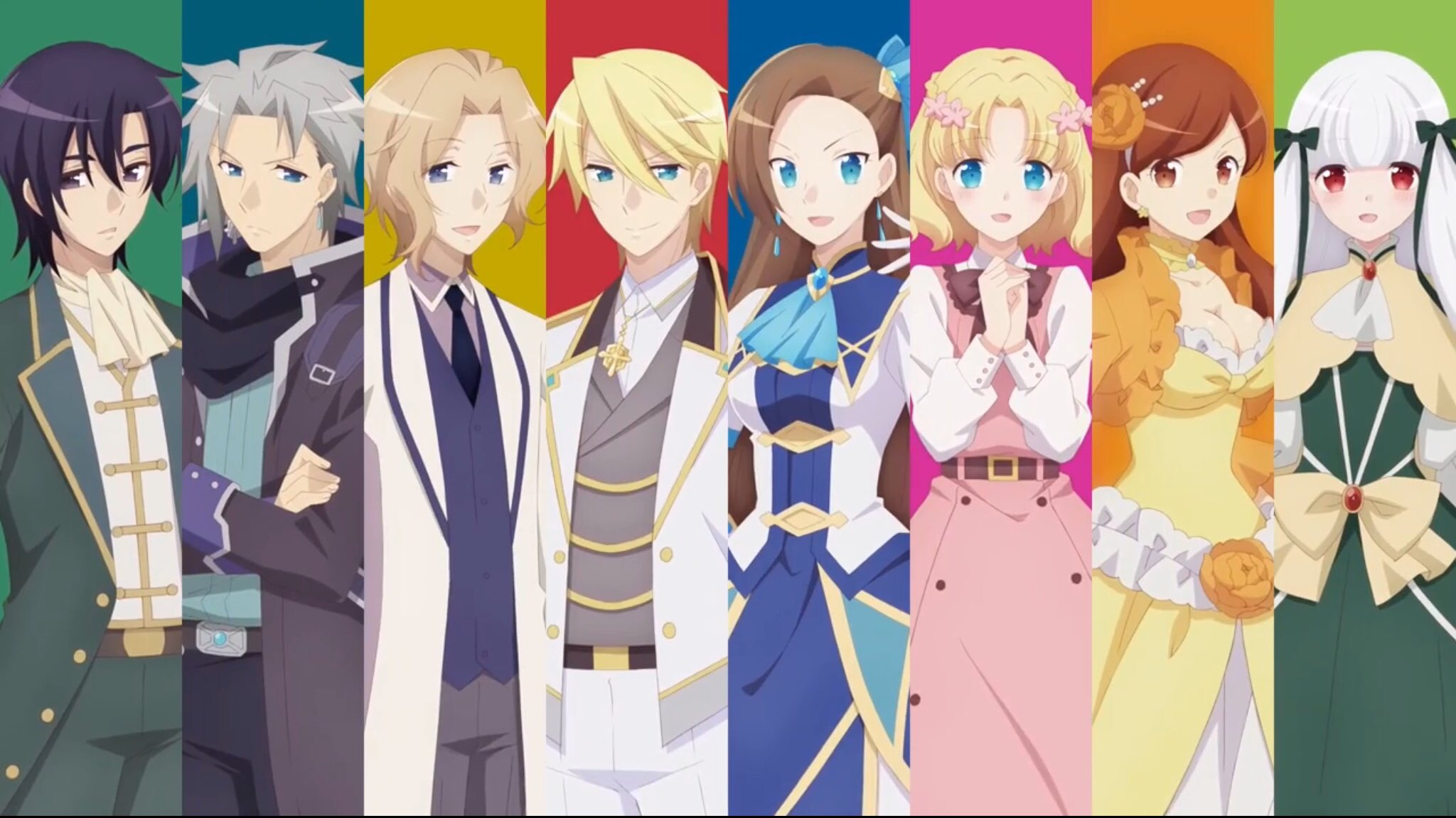 Character banner   My Next Life as a Villainess All Routes Lead ...