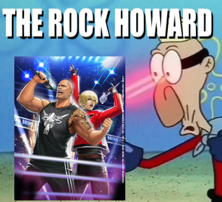 The Rock Howard Barnacle Boy S Sulfur Vision Know Your Meme Even if you don't post your own creations, we appreciate feedback on ours. the rock howard barnacle boy s sulfur