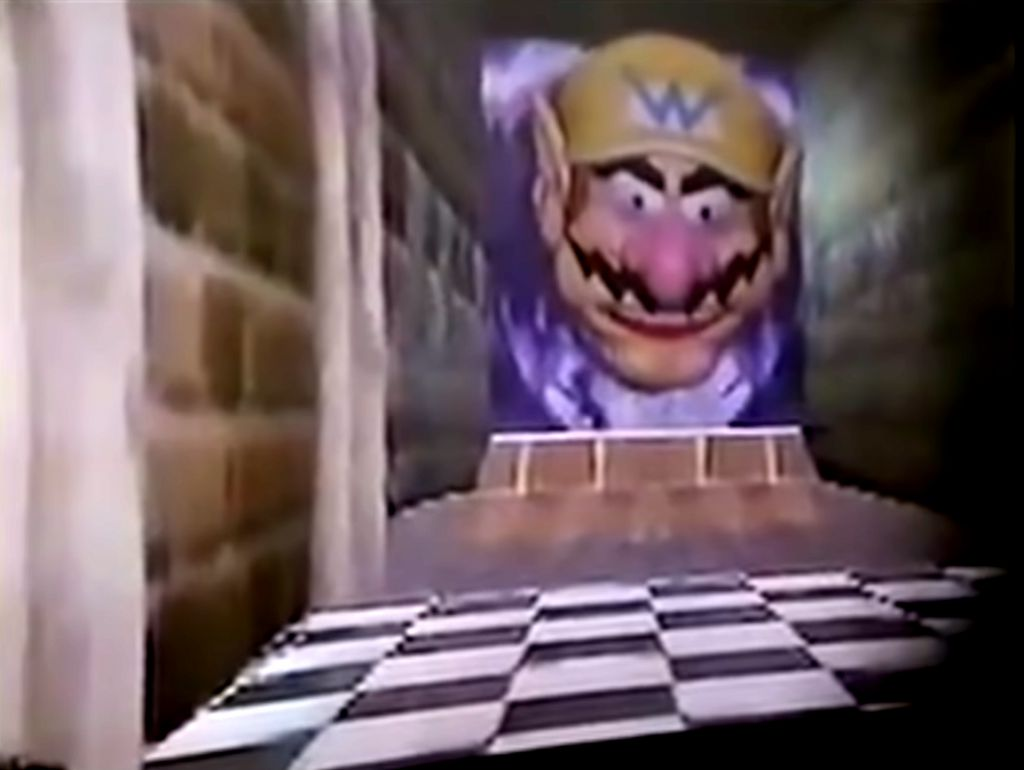 """What is up with this """"Every copy of Mario 64 is ..."""