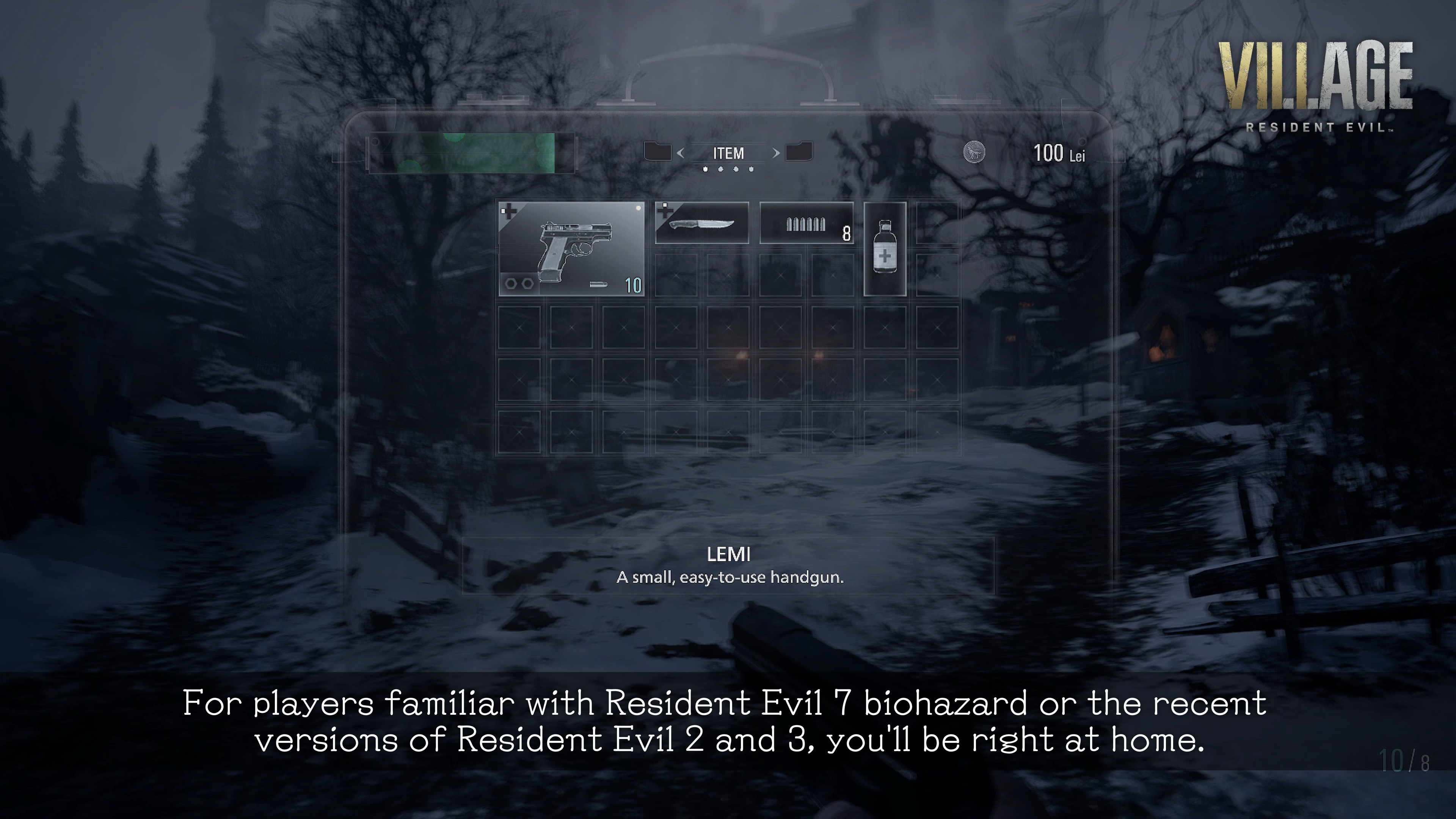 The Suitcase Is Back Resident Evil Biohazard Know Your Meme