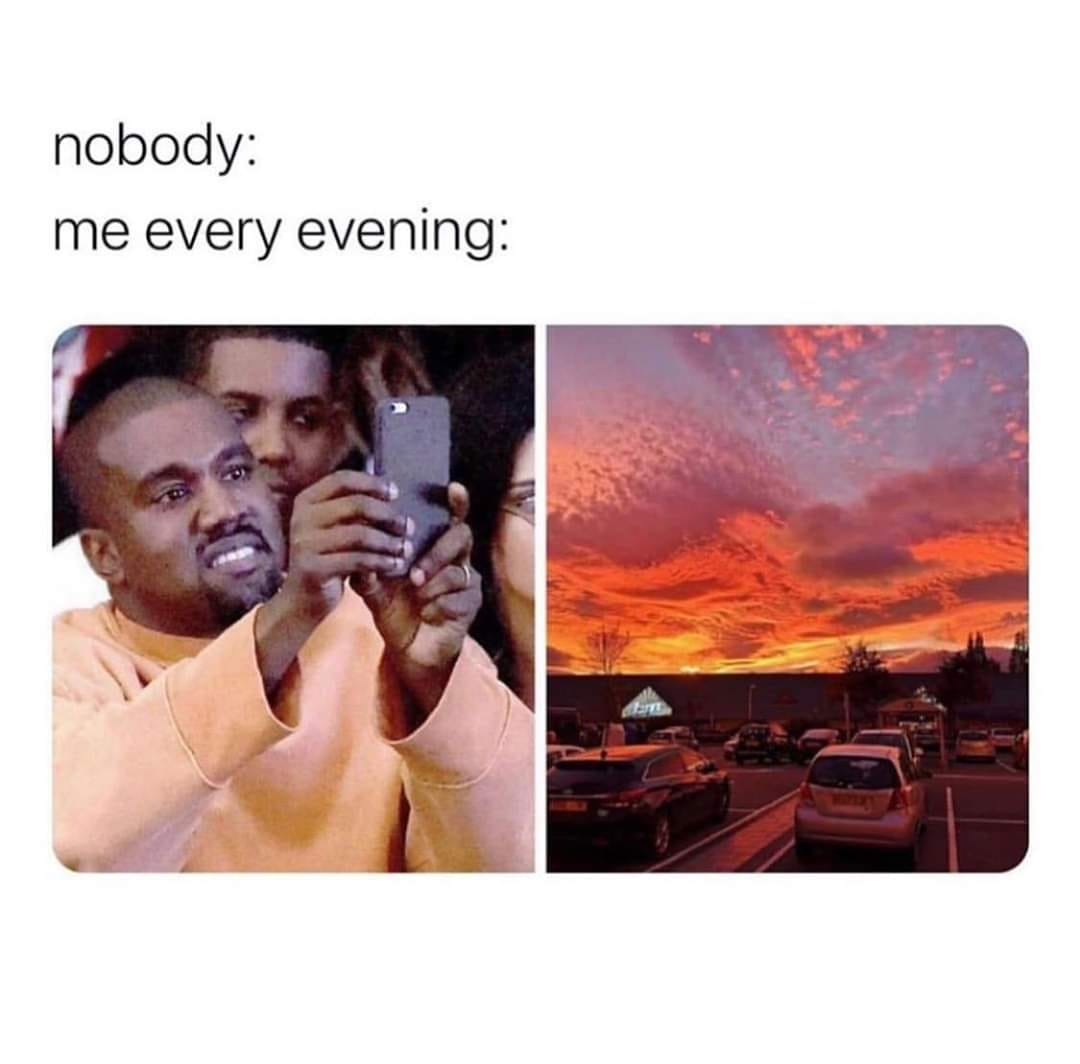 every night   Kanye West   Know Your Meme