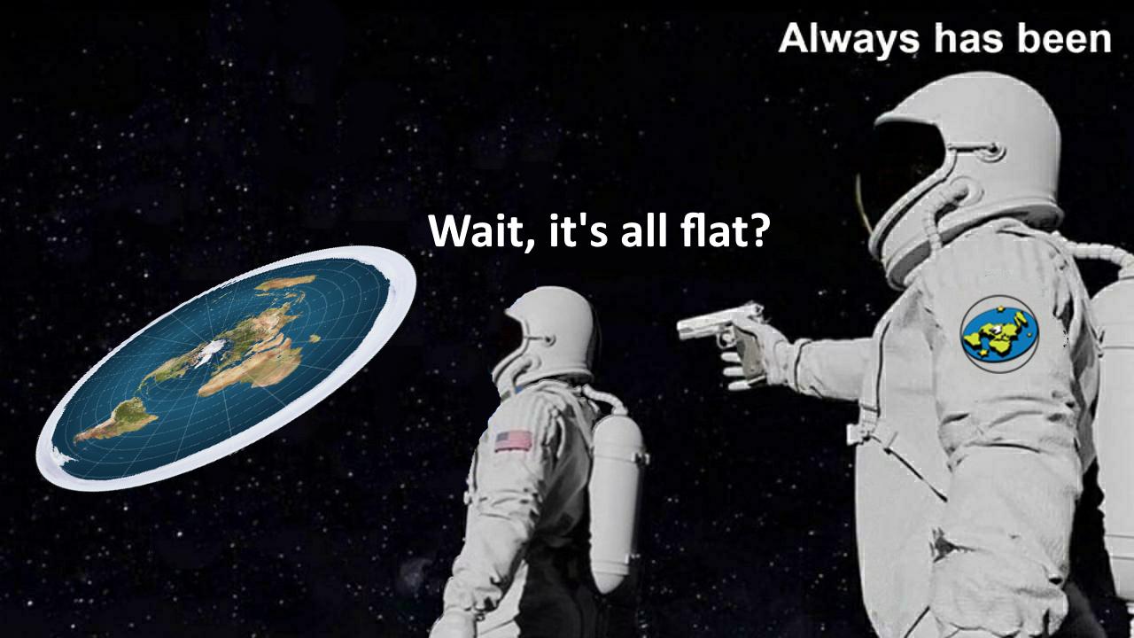 Wait, it's all flat? | Wait, It's All Ohio? Always Has ...