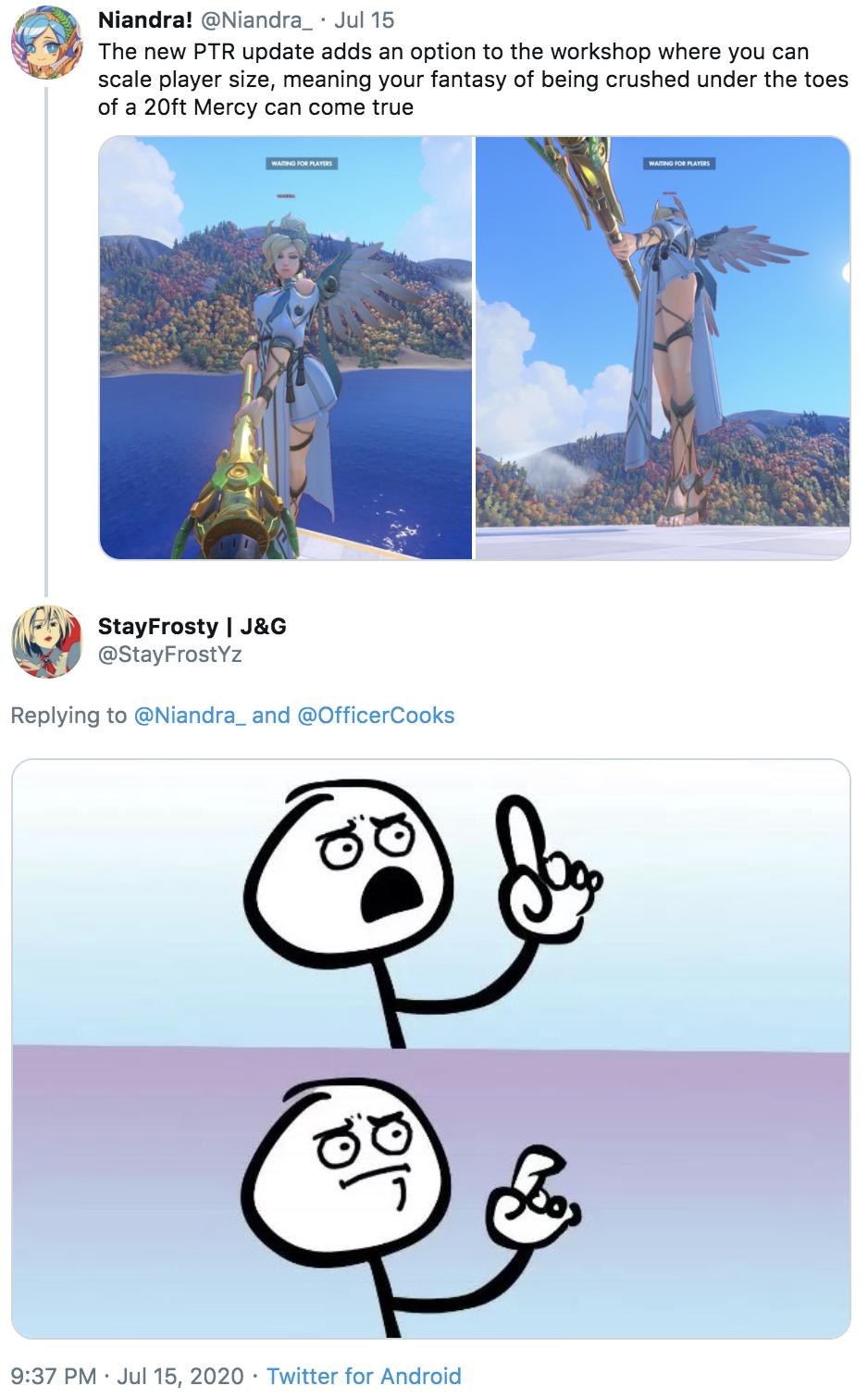 Giantess Meme