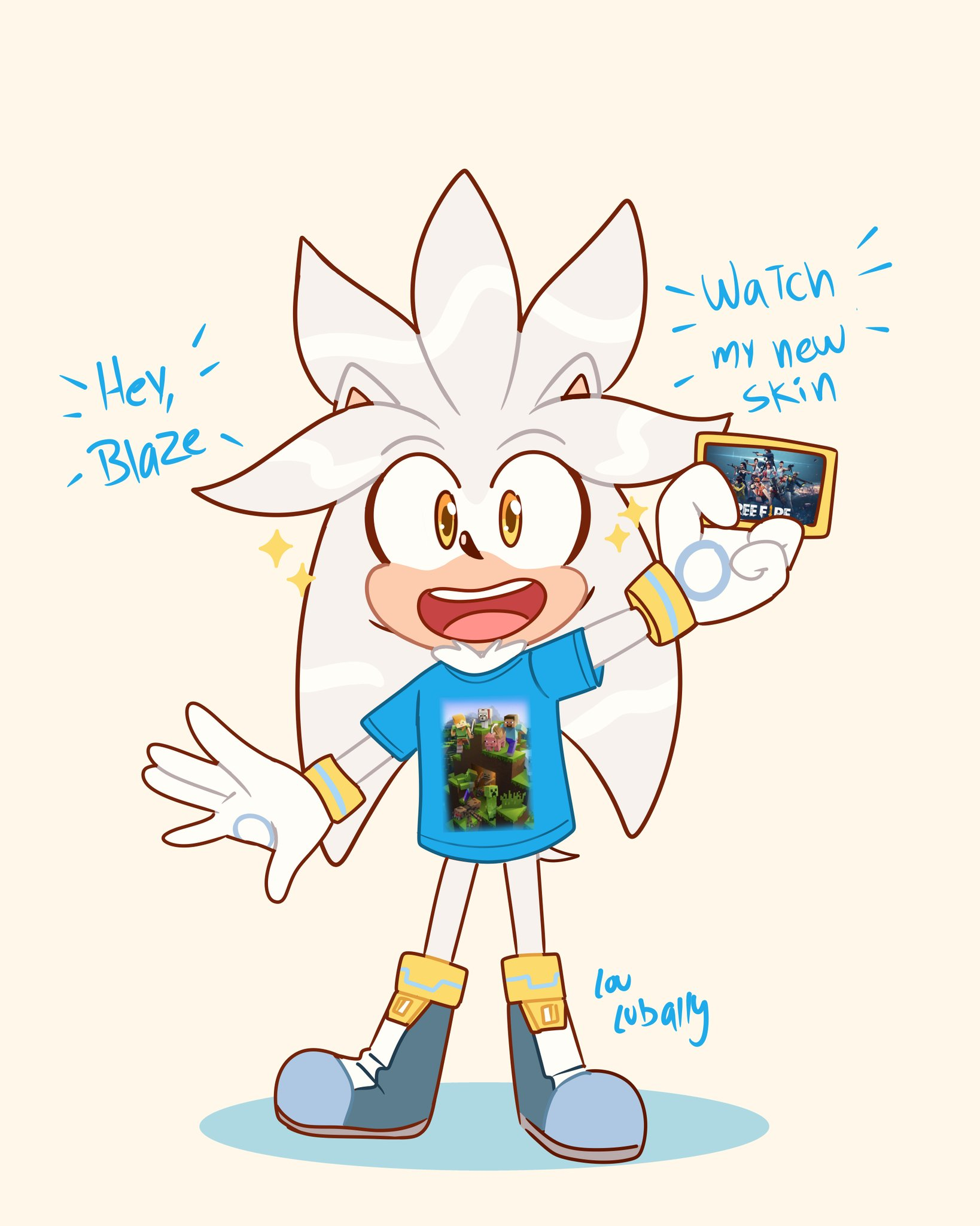 Childish Silver Sonic The Hedgehog Know Your Meme