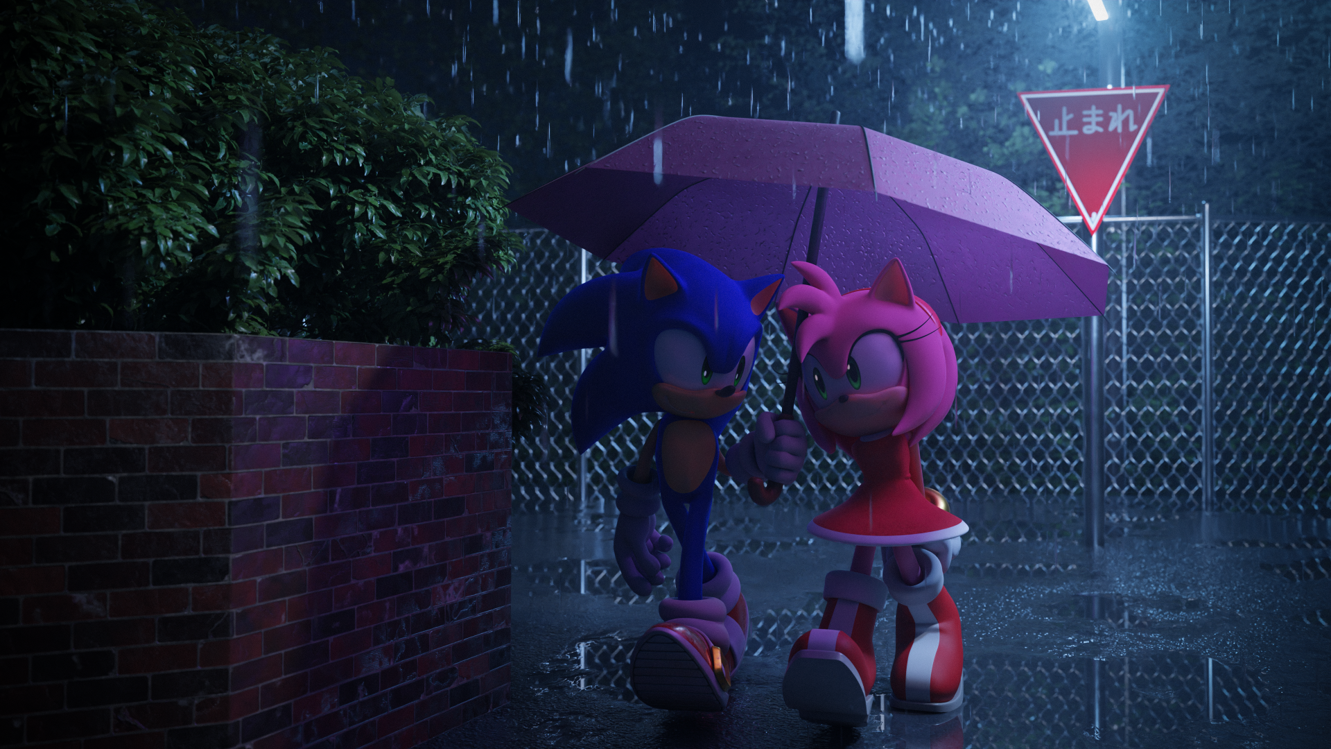 Drizzling Dusk Sonic The Hedgehog Know Your Meme