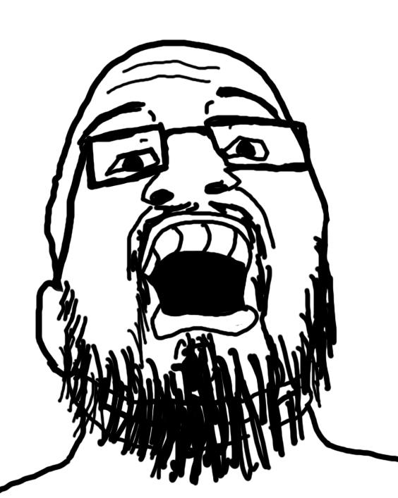 Hand Drawn Thps Soyboy Found On Reddit 2 Soy Boy Face Soyjak Know Your Meme