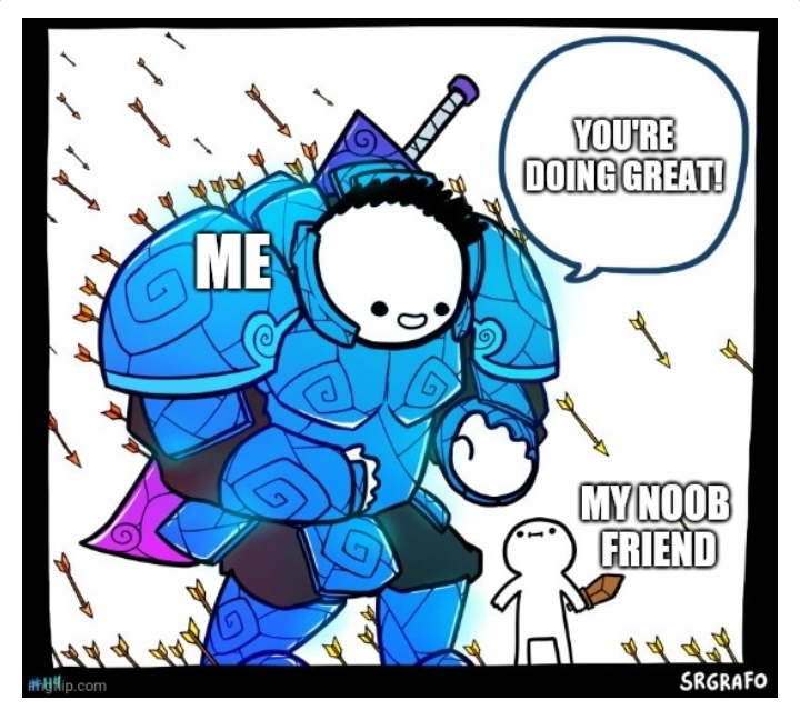 Tag that noob /r/wholesomememes Wholesome Memes Know Your Meme
