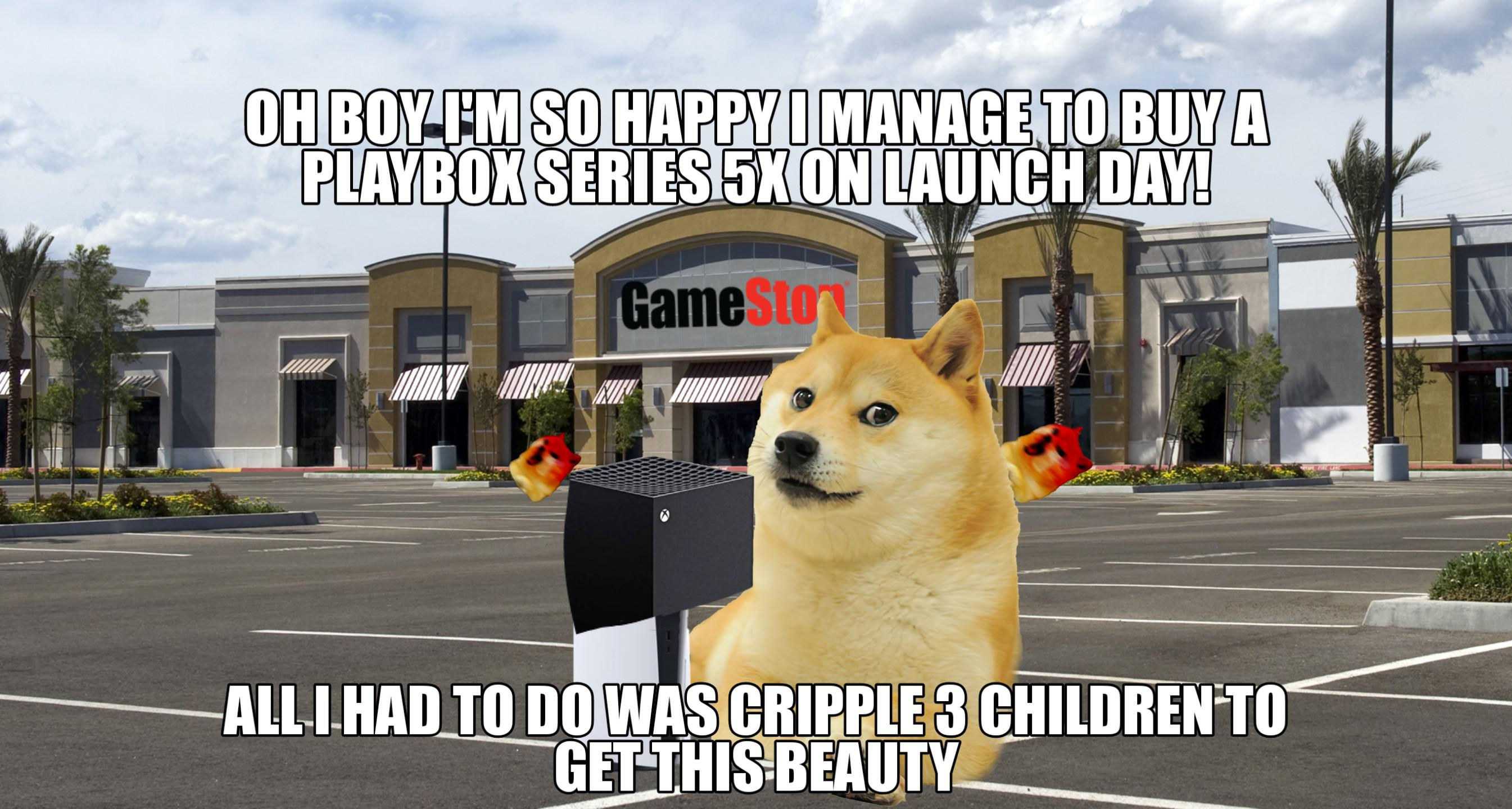 Le Videogame Subreddits In The Coming Days Will Arrive R Dogelore Ironic Doge Memes Know Your Meme