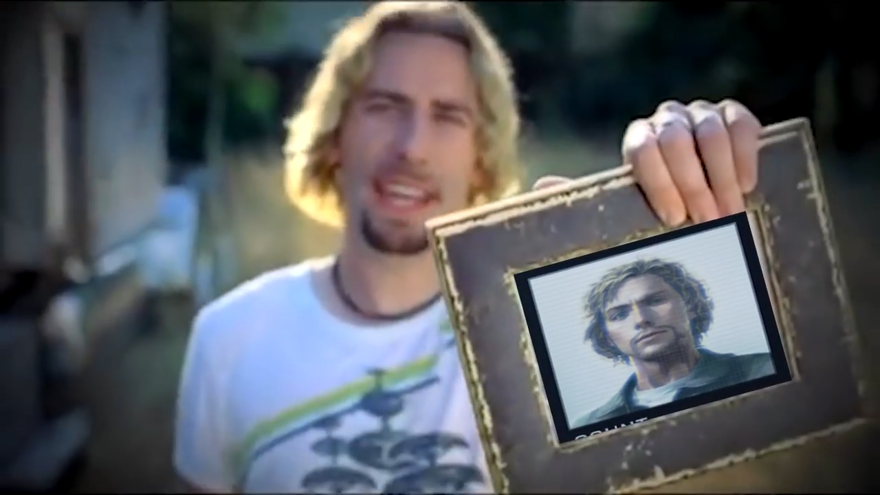 Lead dead nickelback singer Nickelback's Chad