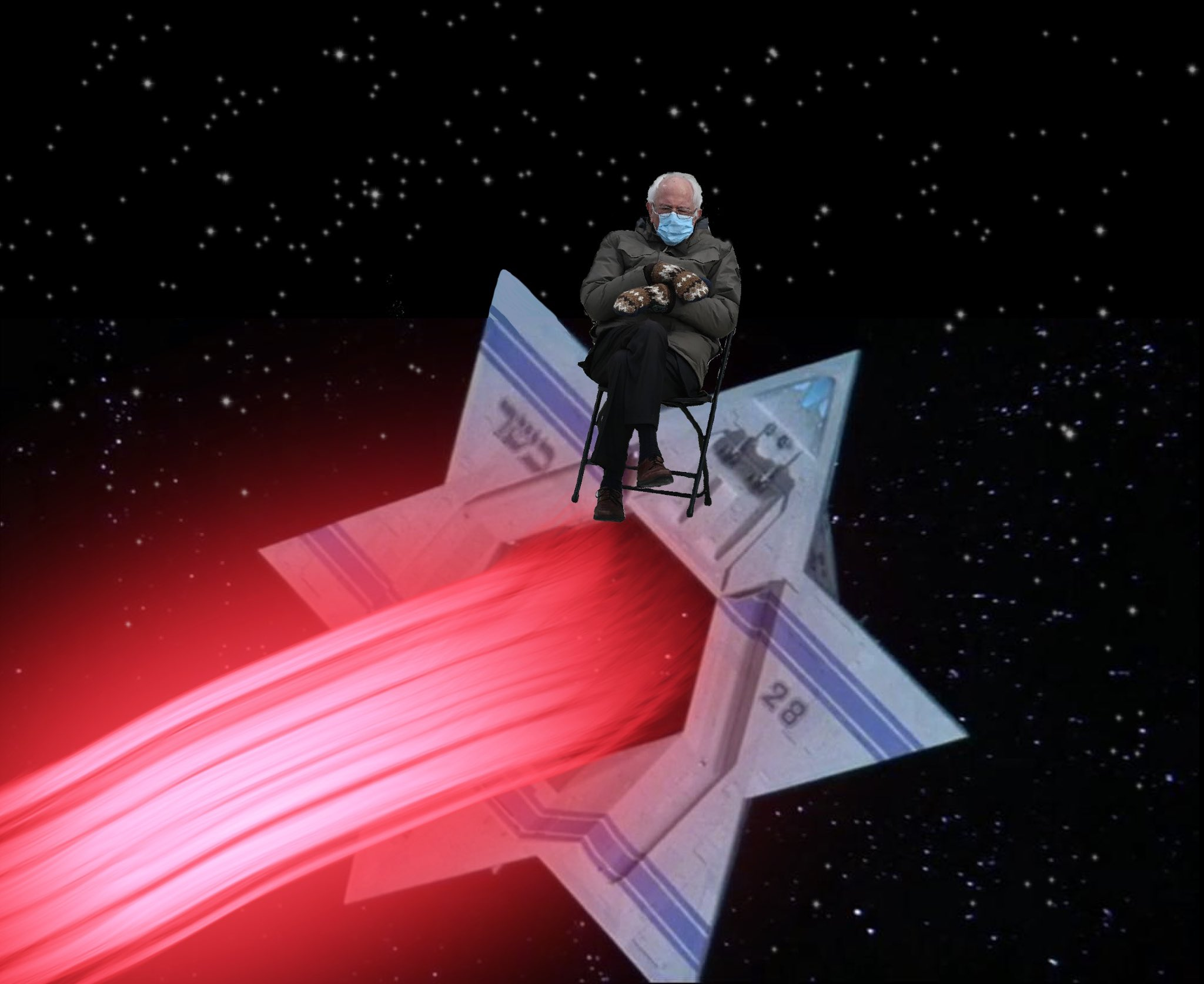 May I Present To You The Jewish Space Laser Jewish Space Laser Know Your Meme