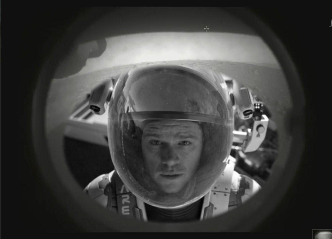 Twitter Can't Stop Making Matt Damon Jokes After NASA Lands On Mars