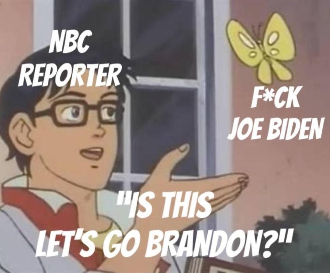 "is this ""let's go brandon?""   Let's Go Brandon   Know Your Meme"