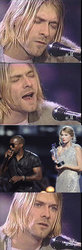 Kurt Cobain Dave Grohl Krist Novoselic Suicide of Kurt Cobain human hair color head hairstyle