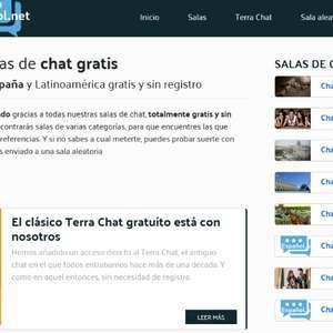 terra chat gratis sin registro